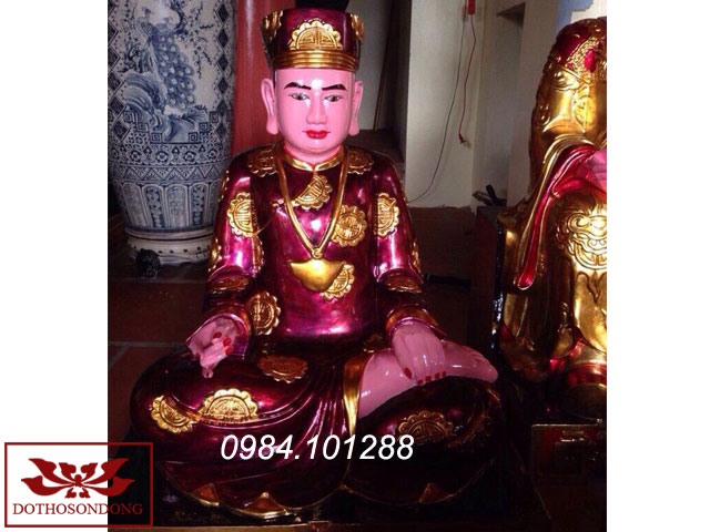 Mẫu tượng ông hoàng bảy MS 02
