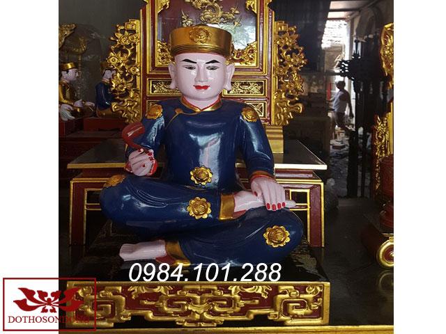 Mẫu tượng ông hoàng bảy MS 05