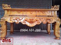 Kích thước bàn thờ theo lỗ Pan hợp phong thủy