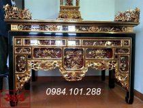 Mẫu bàn thờ gia tiên thông dụng nhất