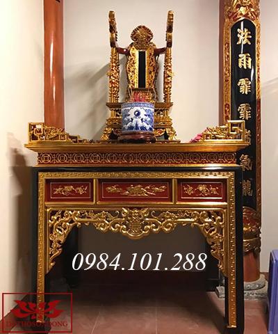 bàn thờ án gian