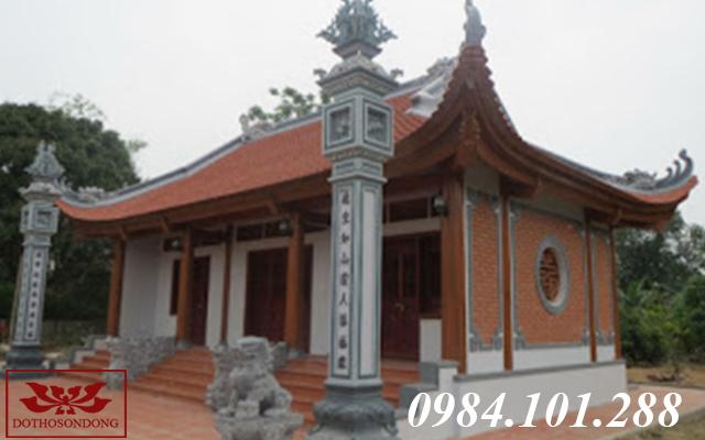 mẫu nhà thờ họ miền bắc 13