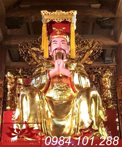 tượng vua cha ngọc hoàng ms01