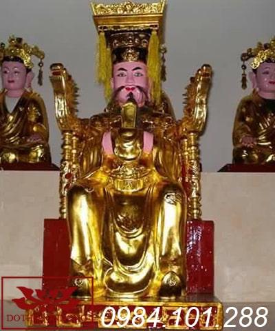 tượng vua cha ngọc hoàng ms02