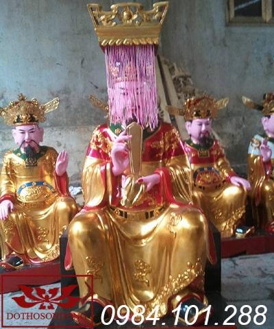 tượng vua cha ngọc hoàng ms03