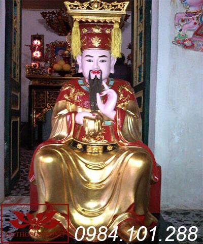 tượng vua cha ngọc hoàng ms05