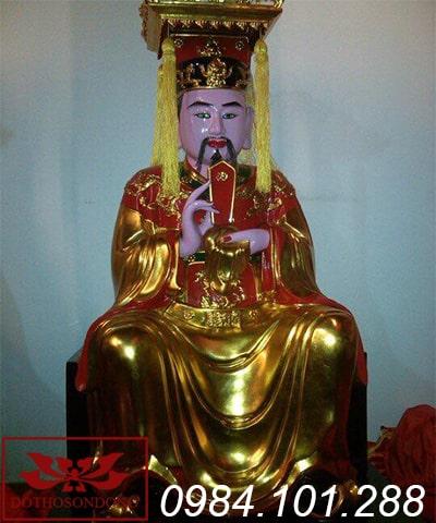 tượng vua cha ngọc hoàng ms06
