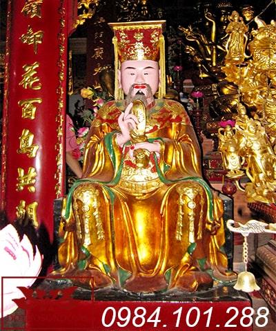 tượng vua cha ngọc hoàng ms08