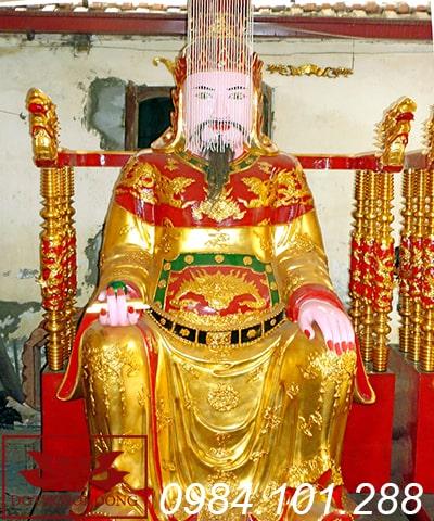 tượng vua cha ngọc hoàng ms09