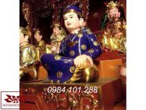 Văn khấn ông hoàng bảy tại đền đầy đủ nhất