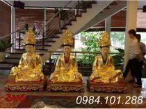Văn khấn tam tòa thánh mẫu tại đình đền chùa