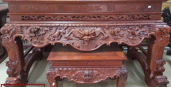 Mẫu sập thờ gỗ gụ đẹp