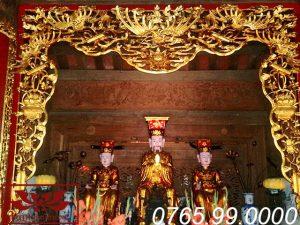 cửa võng nhà chùa ms14