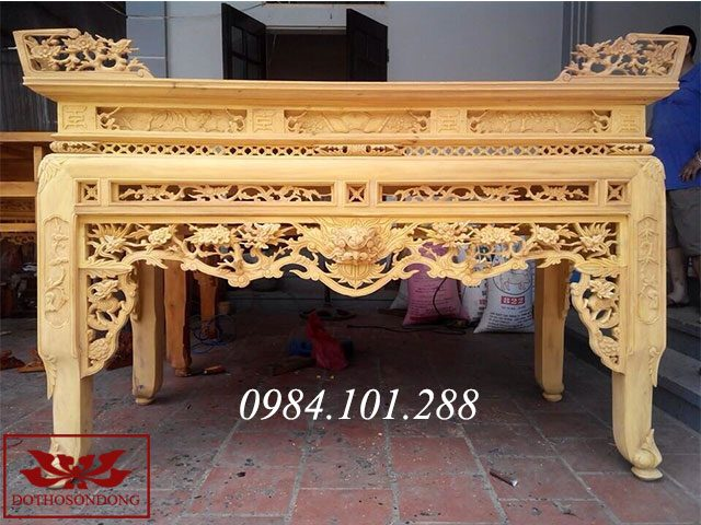 bàn thờ án gian 23