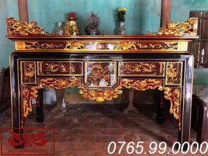 bàn thờ ô xa ms15