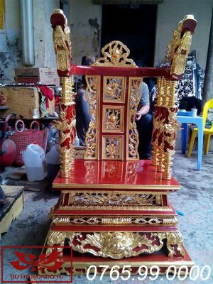 Ngai thờ gia tiên ms08