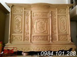 tủ thờ gỗ mít 01
