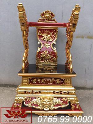 Ỷ thờ sơn son thếp vàng ms01