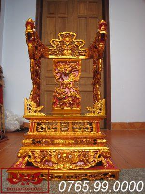 Ỷ thờ sơn son thếp vàng ms06