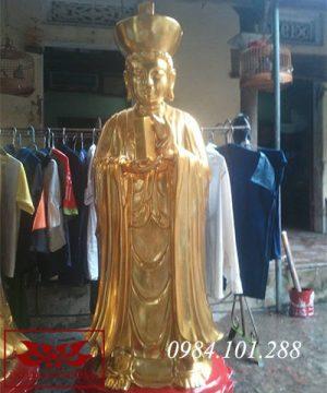 tượng đại thế chí bồ tát 11
