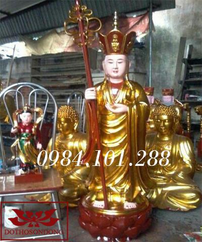 tượng địa tạng vương bồ tát 14
