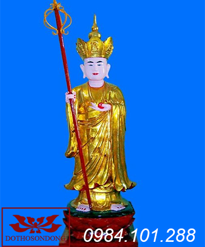 tượng địa tạng vương bồ tát 15