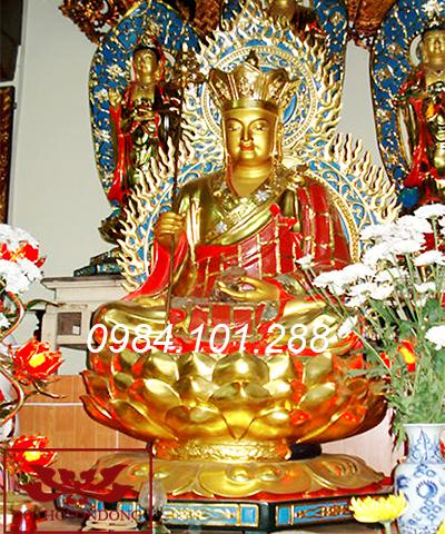 tượng địa tạng vương 17