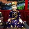 Tượng ông Hoàng Bảy ms08