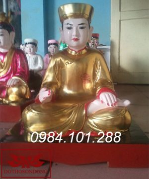 tượng ông hoàng mười 11