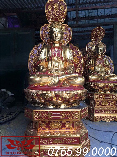 Tượng Phật A Di Đà