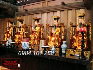 tượng thập điện diêm vương 02