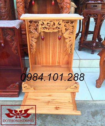bàn thờ thần tài ông địa 04