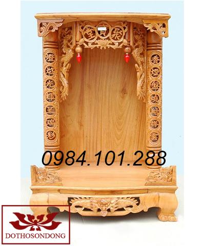 bàn thờ thần tài ông địa 05
