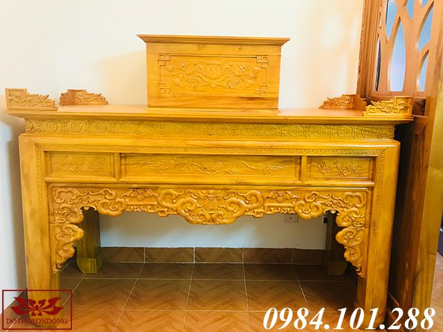 bàn thờ án gian 28