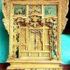 khám thờ gỗ mít thờ gia tiên ms10